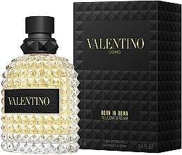 Fragrances, Perfumes, Cosmetics Valentino Born In Roma Uomo Yellow Dream - Eau de Toilette