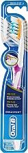 Fragrances, Perfumes, Cosmetics Toothbrush, lilac - Oral-B Pro-Expert Pro-Flex 38 Medium