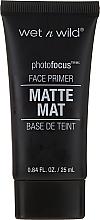 Fragrances, Perfumes, Cosmetics Makeup Primer - Wet N Wild Coverall Primer Base De Teint E850