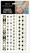 "Fragrances, Perfumes, Cosmetics Flash Tattoo ""Ornament 2"" - Art Look"