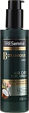 Fragrances, Perfumes, Cosmetics Styling Curly Hair Cream - Tresemme Botanique Air Dry Curl Cream