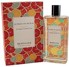 Fragrances, Perfumes, Cosmetics Berdoues Scorza Di Sicilia Cologne Grand Cru - Eau de Cologne