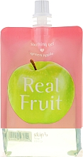Fragrances, Perfumes, Cosmetics Nourishing Gel - Skin79 Real Fruit Soothing Gel Green Apple