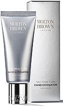 Fragrances, Perfumes, Cosmetics Molton Brown Alba White Truffle - Hand Scrub