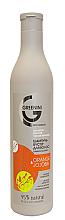 Fragrances, Perfumes, Cosmetics Volume and Balance Hair Booster-Shampoo - Greenini Orange & Jojoba