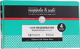 Fragrances, Perfumes, Cosmetics Regenerating Hair Ampoules - Nuggela & Sule' Hair Regenerator Ampoules