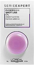 Fragrances, Perfumes, Cosmetics Enhance Mask Effect Additive - L'Oreal Professionnel Serie Expert Powermix Shot Liss Oil