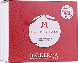 Fragrances, Perfumes, Cosmetics Regenerating Serum - Bioderma Matricium Single Doses Skin Tissue Regeneration Serum