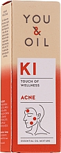Fragrances, Perfumes, Cosmetics Essential Oil Blend - You & Oil KI-AcneTouch Of Welness Essential Oil