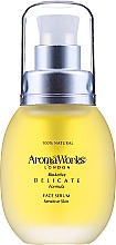 Fragrances, Perfumes, Cosmetics Face Serum - AromaWorks Delicate Face Serum Oil