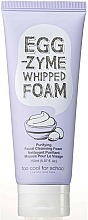 Fragrances, Perfumes, Cosmetics Cleansing Foam Mousse - Too Cool For School Egg Zyme Whipped Foam