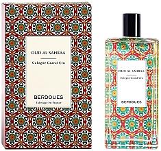 Fragrances, Perfumes, Cosmetics Berdoues Oud Al Sahraa - Eau de Cologne