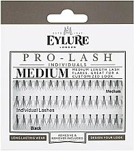 Fragrances, Perfumes, Cosmetics Flase Lashes - Eylure Black Individual Pro Medium Length Lashes