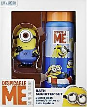 Fragrances, Perfumes, Cosmetics Set - Corsair Despicable Me (bath/f/250ml + toy)