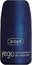 Fragrances, Perfumes, Cosmetics Men Antiperspirant - Ziaja Anti-perspirant for Men