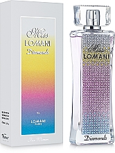 Fragrances, Perfumes, Cosmetics Parfums Parour Miss Lomani Diamonds - Eau de Parfum