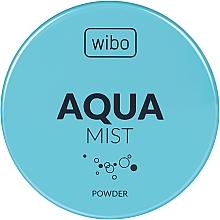 Fragrances, Perfumes, Cosmetics Refreshing Setting Powder - Wibo Aqua Mist Fixing Powder