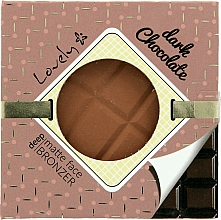 Fragrances, Perfumes, Cosmetics Face & Body Bronzer - Lovely Chocolate Bronzer
