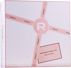 Fragrances, Perfumes, Cosmetics Rochas Mademoiselle Rochas - Set (edp/90ml + b/lot/100ml + edp/7,5ml)