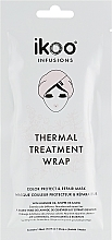 "Fragrances, Perfumes, Cosmetics Thermal Wrap Mask ""Color Protect & Repair"" - Ikoo Infusions Thermal Treatment Wrap"