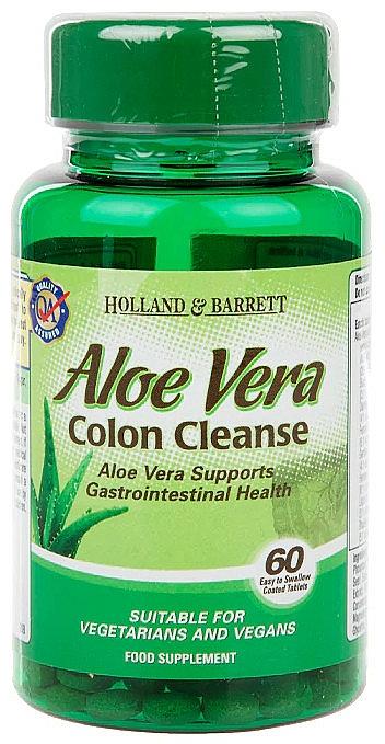 "Dietary Supplement ""Aloe Vera"" - Holland & Barrett Aloe Vera Colon Cleanse"
