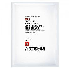 Fragrances, Perfumes, Cosmetics Face Mask - Artemis of Switzerland Med De-Sensitise Face Mask