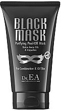 Fragrances, Perfumes, Cosmetics Anti Acne & Pimple Mask - Dr.EA Black Mask