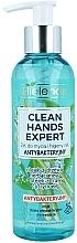 Fragrances, Perfumes, Cosmetics Antibacterial Hands Washing Gel - Bielenda Clean Hands Expert Antibacterial Hands Washing Gel (with a dispenser)