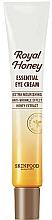 Fragrances, Perfumes, Cosmetics Eye Cream - Skinfood Royal Honey Essential Eye Cream