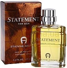 Fragrances, Perfumes, Cosmetics Etienne Aigner Statement - Eau de Toilette