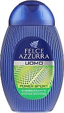 """Fragrances, Perfumes, Cosmetics Shampoo and Shower Gel """"Dynamic"""" - Paglieri Felce Azzurra Shampoo And Shower Gel For Man"""