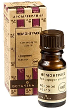 "Fragrances, Perfumes, Cosmetics Essential Oil ""Lemongrass"" - Botanika Lemongrass Essential Oil"