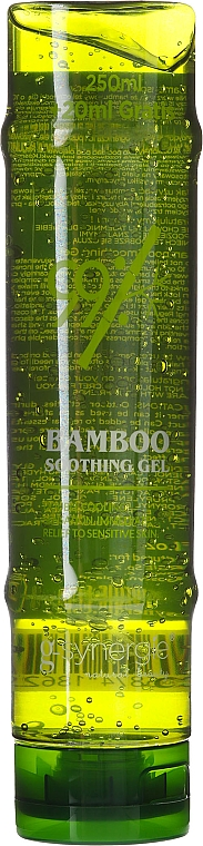 Bamboo Body Gel - G-Synergie 99 % Banboo Soothing Gel