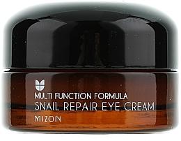 Fragrances, Perfumes, Cosmetics Strengthening Eye Cream - Mizon Snail Repair Eye Cream