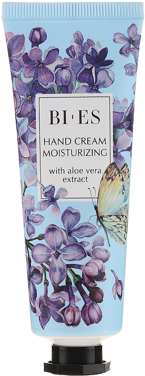 Moisturizing Hand Cream with Aloe Vera Extract - Bi-es Moisturizing Hand Cream