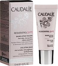 Fragrances, Perfumes, Cosmetics Lifting Balm for Eye Contour - Caudalie Resveratrol Lift Eye Lifting Balm