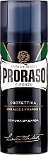 Fragrances, Perfumes, Cosmetics Aloe and Vitamin E Shaving Foam - Proraso Blue Shaving Foam