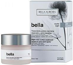 Fragrances, Perfumes, Cosmetics Night Cream - Bella Night-Time Action Treatment Repairs & Anti-Dark Spots
