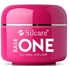 Fragrances, Perfumes, Cosmetics Nail Gel Polish - Silcare Base One Matt
