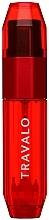 Fragrances, Perfumes, Cosmetics Perfume Bottle - Travalo Ice Easy Fill Perfume Spray Red