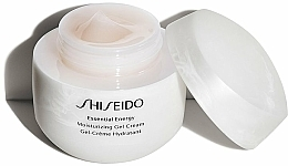 Fragrances, Perfumes, Cosmetics Moisturizing & Energizing Cream-Gel - Shiseido Essential Energy Moisturizing Gel Cream