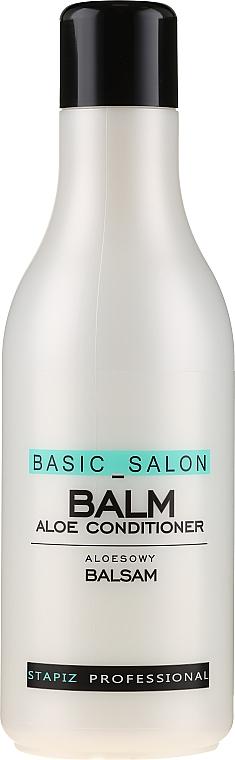 Hair Balm - Stapiz Professional Basic Salon Aloe Conditioner Balm