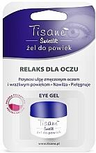 Fragrances, Perfumes, Cosmetics Eye Gel - Farmapol Tisane Swietlik Eye Gel