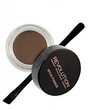 Fragrances, Perfumes, Cosmetics Brow Pomade - Makeup Revolution Brow Pomade