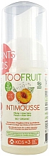 Fragrances, Perfumes, Cosmetics Intimate Wash Mousse - TOOFRUIT Intimousse Foaming Water Intimate Zone Peach Aloe Vera