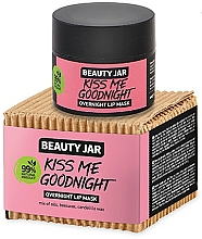 Fragrances, Perfumes, Cosmetics Night Lip Mask - Beauty Jar Kiss Me Goodnight Overnight Lip Mask