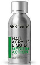 Fragrances, Perfumes, Cosmetics Acrylic Liquid - Silcare Nail Acrylic Liquid Comfort Medium Action