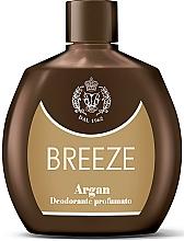 Fragrances, Perfumes, Cosmetics Breeze Argan - Perfumed Deodorant