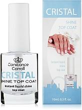 Fragrances, Perfumes, Cosmetics Nail Dry Top Coat - Constance Carroll Cristal Shine Top Coat