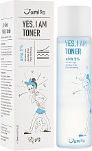 Fragrances, Perfumes, Cosmetics Face Toner - HelloSkin Jumiso Yes I Am Toner AHA 5%